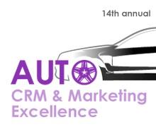 Automotive CRM & Marketing Excellence 2013