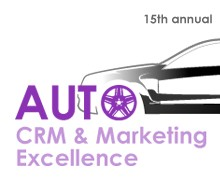 Automotive CRM & Marketing Excellence 2015