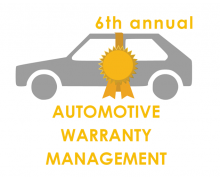 6th Annual Automotive Warranty Management USA Summit